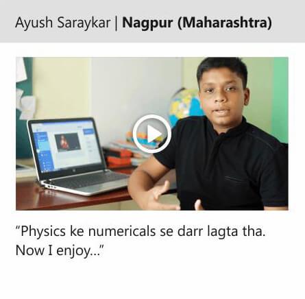 Ayush Saraykar | (Maharashtra)