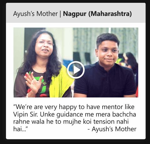 Ayush`s Mother | Nagpur (Maharashtra)