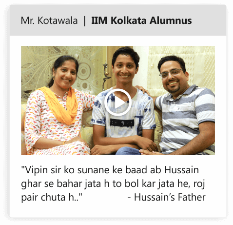 Mr. Kotawala | IIM Kolkata Alumni