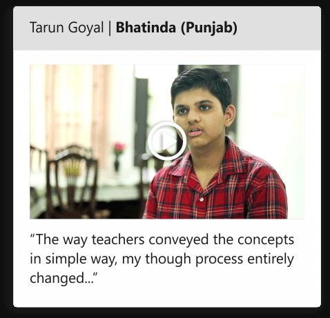 Tarun Goyal | Bhatinda (Punjab)