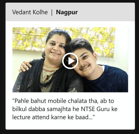 Vedant Kolhe | Nagpur