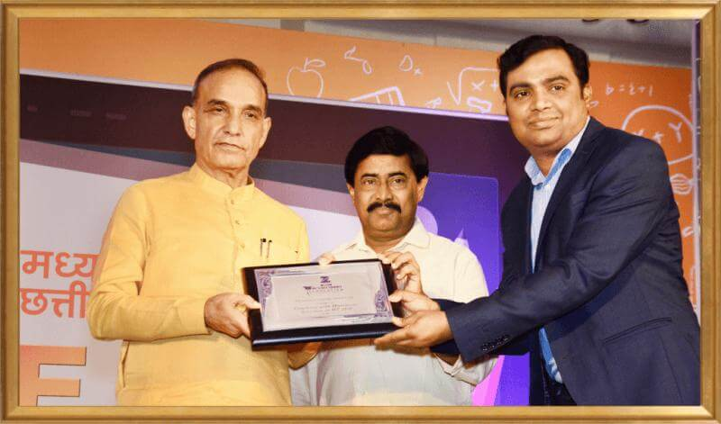 Prof. Vipin Joshi Appreciated by Shree Satyapal Singh