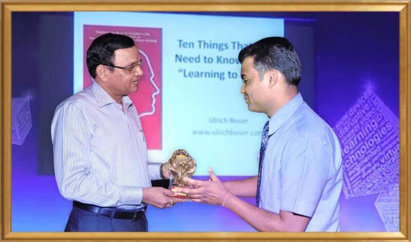 Prof. Vipin Joshi Appreciated by Dr. RD Sharma