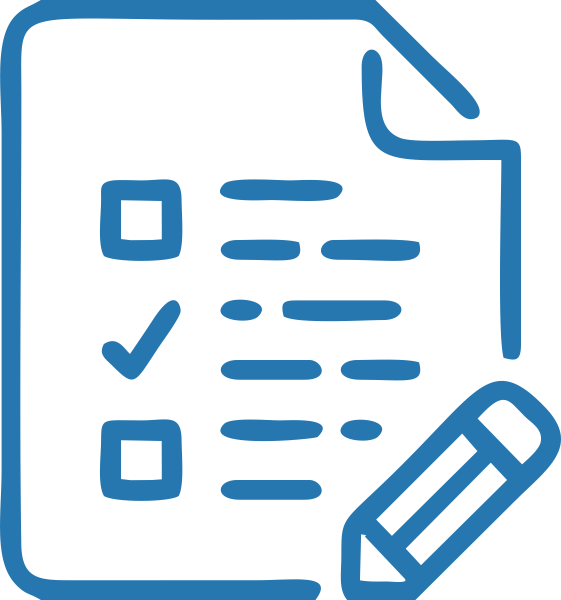 Exam file icon