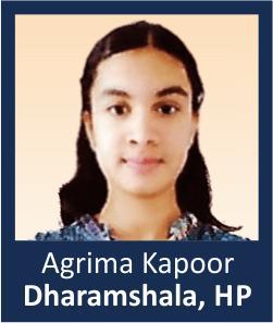 Agrima Kapoor Dharamshala
