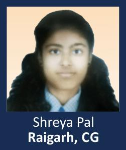 Shreya Pal Raigarh