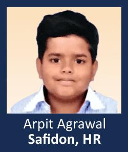 Arpit Agrwal Safidon