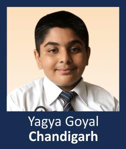 Yagya Goyal Chandigarh