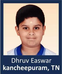 Dhruv  Easwar Kancheepuram