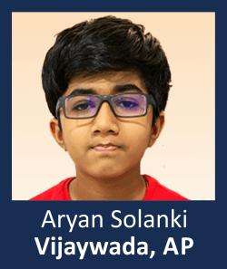 Aryan Solanki Vijaywada
