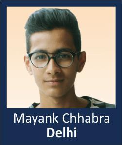 Mayank Chhabra Delhi