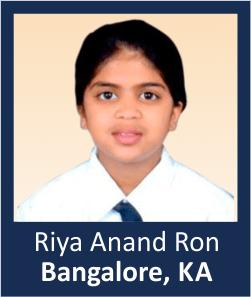 Riya Anand Ron Banglore