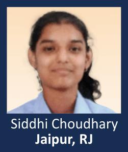 Siddhi choudhary