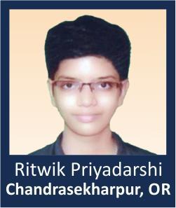 Ritwik Priyadarshi