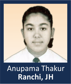 Anupama Thakur Ranchi