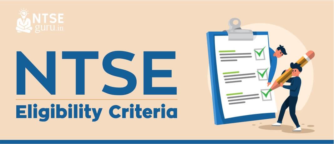 NTSE eligibility criteria