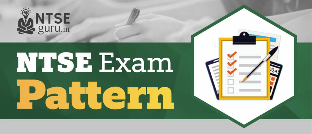 NTSE exam pattern
