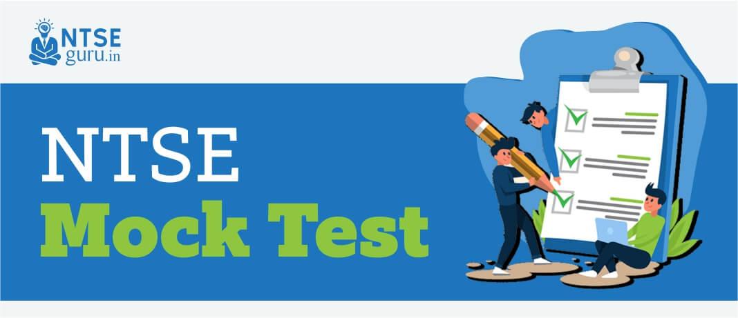 NTSE Mock Test